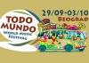 WORLD MUSIC FESTIVAL »TODO MUNDO«