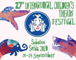 27 International theatre Children Festival 2020.