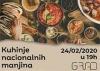 Kuhinje nacionalnih manjina na Delikatesnom ponedeljku