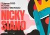 Rezident Studija 54 i njujorški disko kralj Nicky Siano u KC Gradu