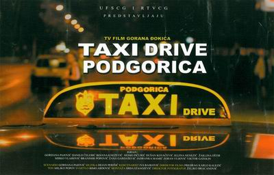Taxi-Drive-Podgorica